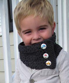 toddler scarflet
