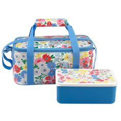 Daisy Bed Filled Mini Cool Bag | Cath Kidston |