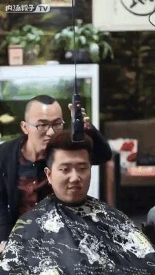 GIF Beautiful haircuts did not work