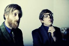 The Black Keys. They make some really good music for two nerdy-looking white guys. Love them :)