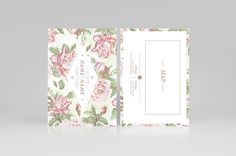 Check out Wedding Invitation Template Vol-1 by Faridz Design Suite on Creative Market