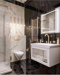 Home Interior Drawing Toilette Design, Interior Design Boards, Bathroom Design Luxury, Dream Bathrooms, Modern Bathrooms, Home Decor Trends, Decor Ideas, Bathroom Inspiration, Cheap Home Decor