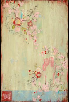 Kathe Fraga - Paris1.jpg 400×595 pixels Inspired by vintage Paris and Chinoiserie ancienne. www.kathefraga.com 24x36 on frescoed canvas.