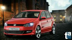 059 - NIGHT CITY #Volkswagen #Golf Match Series 2014 BlueMotion Technology #Automotive