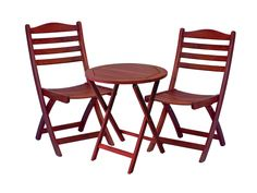 Ροτοντα με δυο καρέκλες για στενες βεράντες