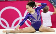 High Expectations: U.S. star Jordan Wieber is scheduled to perform in three of the four rotations: floor exercise, vault and uneven bars