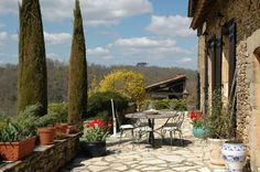 Character property in theDordogne valley