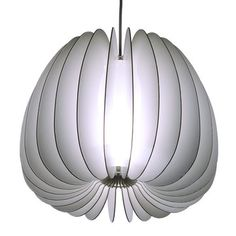 Ines Paper Pendant Lamp, 99€, now featured on Fab.