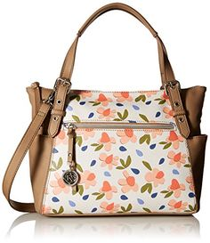 Relic Finley Satchel Handbag White Multi ** Find out more about the great product at the image link.