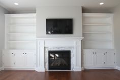 4 Vivacious ideas: Livingroom Remodel Beautiful living room remodel on a budget how to make.Living Room Remodel On A Budget How To Make small living room remodel interiors.Living Room Remodel Ideas Before After. Bookshelves Around Fireplace, Built In Around Fireplace, Build A Fireplace, Fireplace Built Ins, Bookshelves Built In, Fireplace Remodel, Living Room With Fireplace, Fireplace Surrounds, Fireplace Design