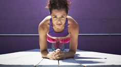 20 Ways to Do a Plank | Plank variations to get flatter abs and a stronger core.
