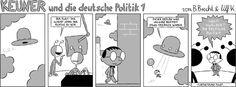 Ulf K.: Keuner und die deutsche Politik