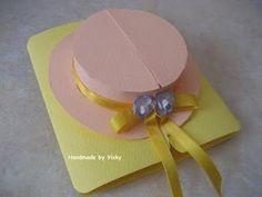 handmade hat card