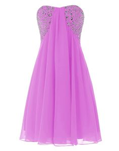 Dressystar short lilace homecoming dresses, sexy homecoming dresses, beading homecoming dresses, inexpensive homecoming dresses,homecoming dresses 2015,cute homecoming dresses