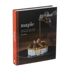 "Katie Webster, the author of a new book on maple syrup, is a food stylist from Vermont who is well steeped in the syrup's history. Recipes, including a maple and Meyer lemon whiskey sour and German potato salad with maple syrup, are worth adding to your repertoire: ""Maple: 100 Sweet and Savory Recipes Featuring Pure Maple Syrup,"" by Katie Webster (Quirk Books, $22.95), quirkbooks.com. (Photo: Sonny Figueroa/The New York Times)"