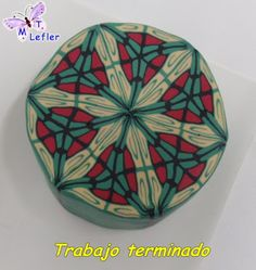 CLAY CRAFTS MT: CANE KALEIDOSCOPE (SIMPLE)