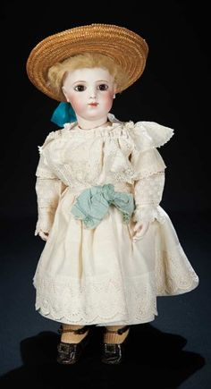Gorgeous French Bisque Bebe Brevete by Leon Casimir Bru with Original Signed Shoes 14,000/18,000 Auctions Online | Proxibid