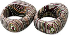 Faux Fordite | Polymer Clay Daily