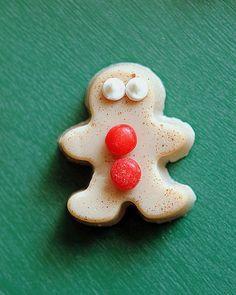 Gingerbread Man Jelly Shots
