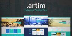 Artim Responsive Wordpress Theme | DOWNLOAD & REVIEW {Download & review at|Review and download at} {|-> }http://best-wordpress-theme.net/artim-responsive-download-review/