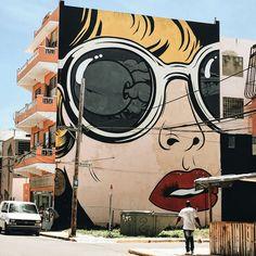 Murals Street Art, Street Art Graffiti, Mural Art, Instagram Wall, Outdoor Art, Chalk Art, Street Artists, Photo Art, Buckets