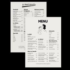 Codefrisko is a fine graphic design studio Menue Design, Food Menu Design, Restaurant Menu Design, Restaurant Branding, Menu Layout, Print Layout, Dm Poster, Wine Logo, Menu Book