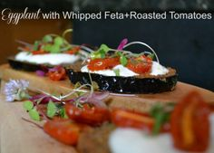 Crispy eggplant for Meatless Monday