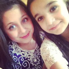 Safaa and Palvisha.<3