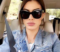 Love me these Celine Marta sunglasses