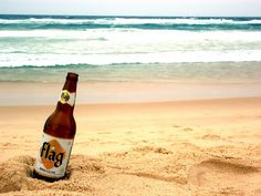 Flag Beer, always reliable in Francophone West Africa West Africa, Beer Bottle, Flag, African, Explore, Drinks, World, Travel, Ale