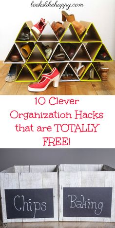 10 Clever Organizati