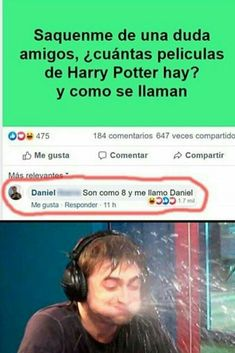 Funny Spanish Memes, Spanish Humor, Crazy Funny Memes, Mexican Memes, Book Memes, Harry Potter Memes, Really Funny, I Laughed, Haha