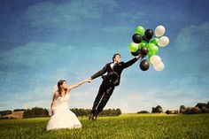 Wedding pic. I love this shot!