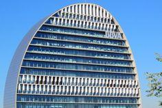 La Vela (BBVA Headquarters) - larcore ® A2 - Madrid (SPAIN)
