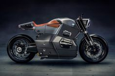 From the mind of 3D modeler Jans Slapins comes this latest Urban Racer concept BMW motorcycle. The specs of this new mock-up range from a 1200cc twin cylinder engine outputting a beastly 115hp, to the wooden fuel tank guards and diamond pattern stitching used on the leather seats. To bring this fuel-injected work of art to life, Slapins looked to modern military jets and stealth fighters to exemplify the streamlined aesthetic that he was seeking to emulate.