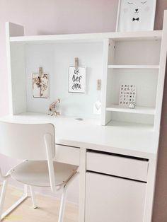 White Bedroom Desk Fresh Bedroom Ideas Kids Desk Tar Fresh Desk desk With Drawers White Desk Bedroom, Ikea Small Bedroom, Small Bedrooms, Teen Desk, Desk For Teens, Desks For Girls, Desk Ideas For Teen Girls, Desk For Girls Room, Small Room Desk
