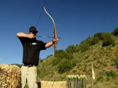 Top Shot - Recurve Bow - YouTube Super excited!!! Getting a Recurve this month, as a starter!! Getting a Compound later down the road. \m/