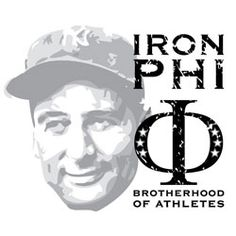 The Iron Phi Fraternity has a philanthropic partnership with The ALS Association