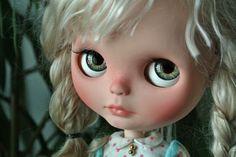 OOAK Custom Blythe Art Doll Nell Suedolls | eBay