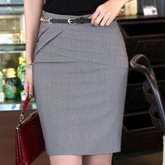 Korean version of the suit career short skirts rendering package hip skirt q412 new 2014