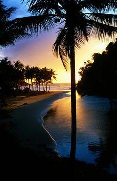 Brazil: San Jose Beach...