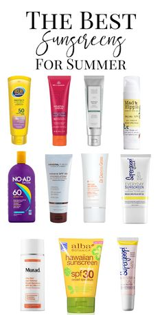 The Best Cruelty Free Sunscreens for Summer. Consumer Reports rated Ocean Potion as one of the top 50 sunscreens on the market! See the best sunscreens for face and body, plus lips!