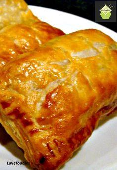 Sausage Puffs - Quick, Easy and Delicious! #sausagerolls #easyrecipe