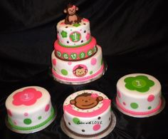Image detail for -Mod Monkey - Cakes with L.O.V.E.