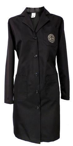 Patrón y confección uniformes laborales. Bata PANAMA JACK