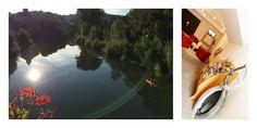 Découvrez la Vallée du Lot à proximité de l'Hôtel Les 2 Rives.  Longez le Lot et découvrez quelques un des Plus Beaux Villages de France, tel Sainte-Eulalie-d'Olt.  #Valleedulot #Les2rives #Lozere #Canoe