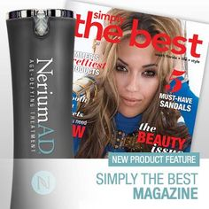 Simply The Best knows NeriumAD is one of a kind!