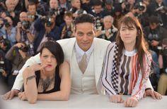 Asia Argento, Gabriel Garko et Charlotte Gainsbourg