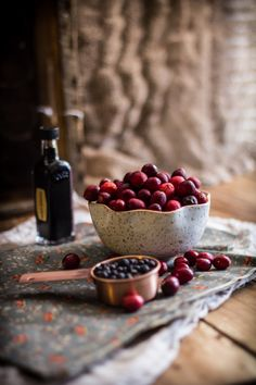{Cranberries.}
