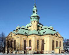 Saint Cross Church Jelenia Gora